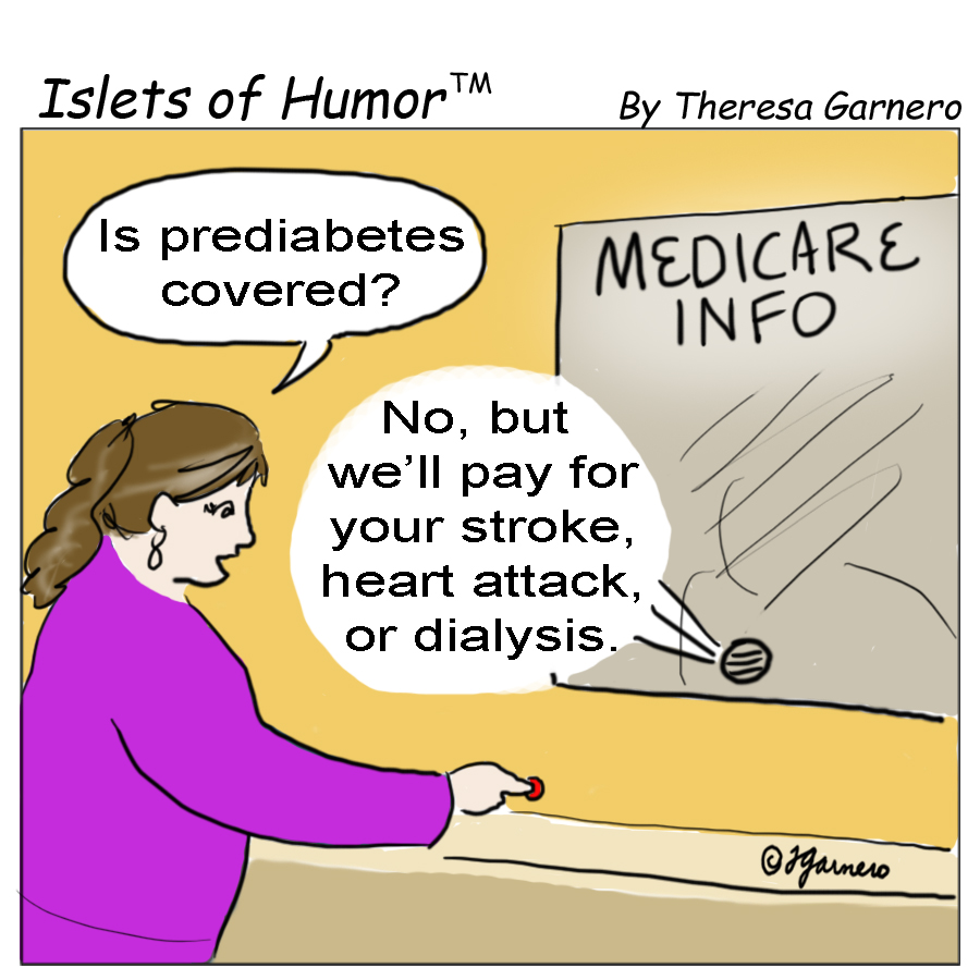 Cartoons, Humor - Theresa Garnero