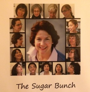 The sugar bunch